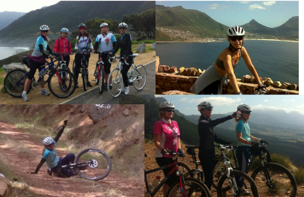 Cycling challenge to raise money for poverty-stricken South African children